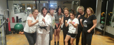 Self Defense Class taught in Dana Point